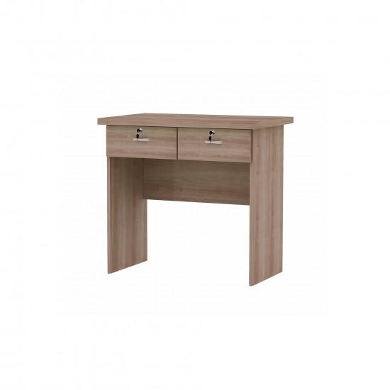 โต๊ะทำงานเอ็นจิ้น80วอลนัท