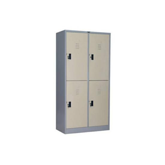 ตู้ล็อคเกอร์ 4 ช่อง LK04