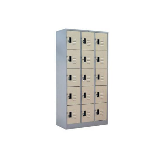ตู้ล็อคเกอร์ 15 ช่อง LK15