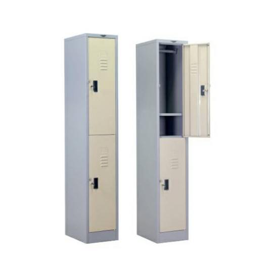 ตู้ล็อคเกอร์ (เล็ก) 2 บาน LKS2D