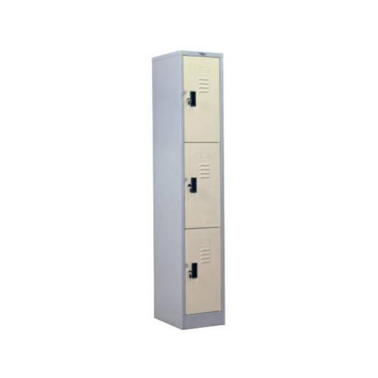 ตู้ล็อคเกอร์ (เล็ก) 3 บาน LKS3D