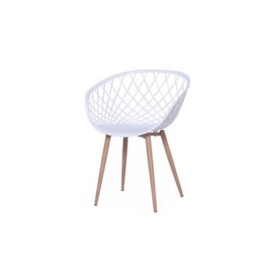 เก้าอี้ นีโม่ CM-D870-PO-GY (ขาว)