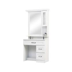 โต๊ะเครื่องแป้ง C293 (สีขาว)