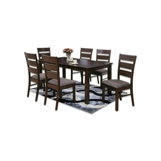 โต๊ะอาหาร 6 ที่นั่ง ไลน์