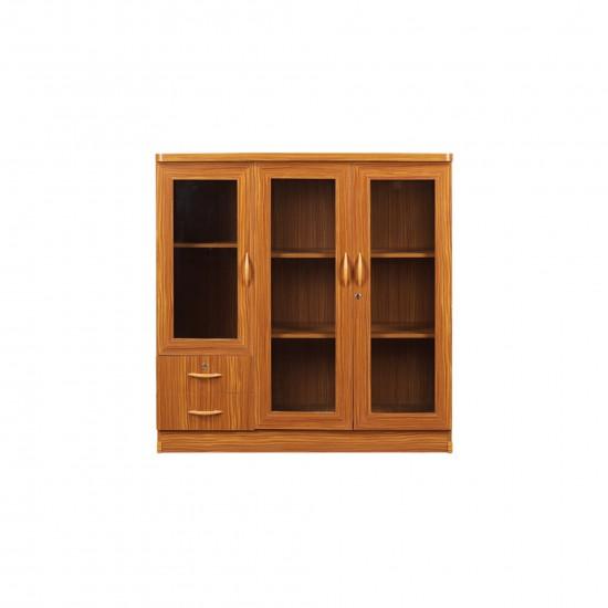 ตู้เด็ก 3 บานกระจก B004