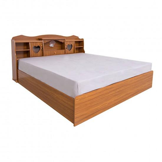 เตียง 6 ฟุต หัวหยัก B125