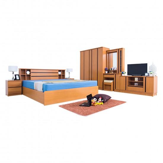 ชุดห้องนอน KF12 สีบีช