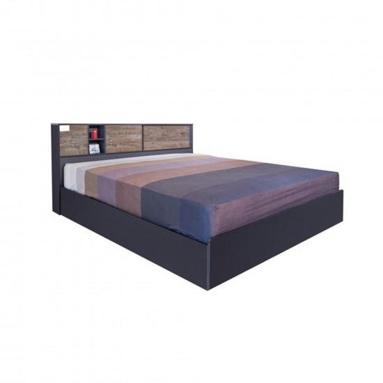 เตียง 6 ฟุต+USB B282