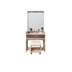 โต๊ะเครื่องแป้ง 80 ซม. B 319