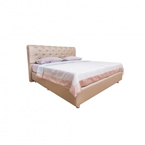 B321 เตียง 6 ฟุต เบาะหนัง