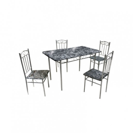 ชุดโต๊ะอาหาร 4 ที่นั่ง คาเมล