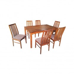 ชุดโต๊ะอาหาร 4 ที่นั่ง รุ่น จูน 8274