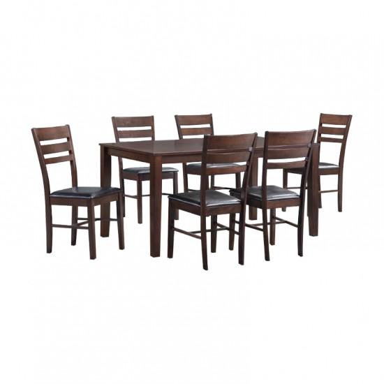 ชุดโต๊ะอาหาร 6 ที่นั่ง ทีน่า