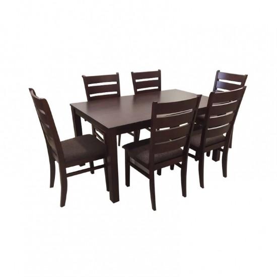 ชุดโต๊ะอาหาร 6 ที่นั่ง เอสโตเนียร์
