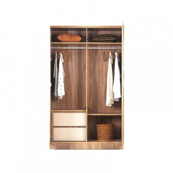 ตู้เสื้อผ้า 2 บาน รุ่น D4201