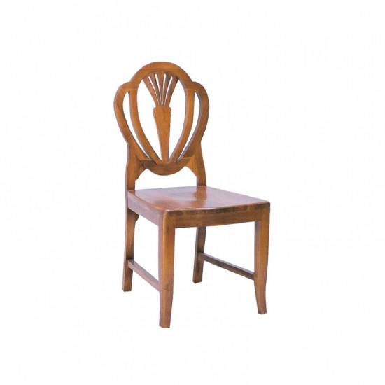 เก้าอี้รวงข้าว-พื้นไม้จริง