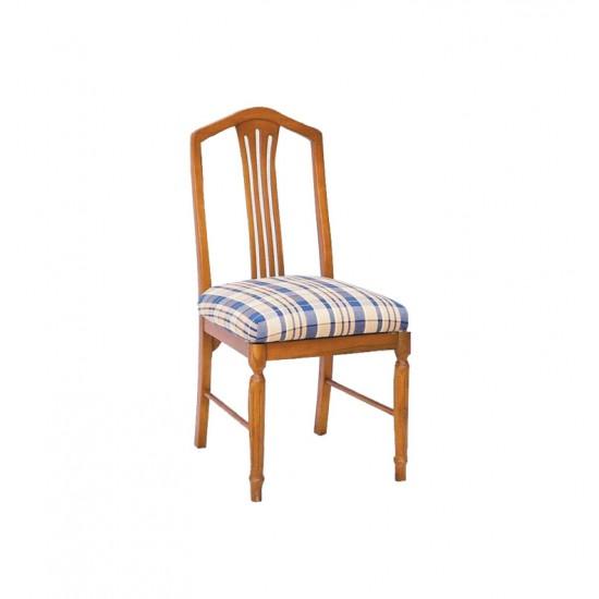 เก้าอี้ทานอาหารเชลล์-พื้นเบาะ