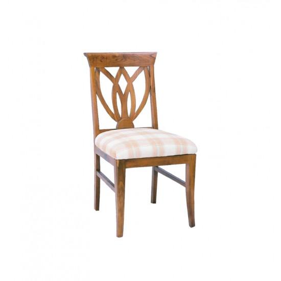 เก้าอี้ดอกบัว-พื้นเบาะ
