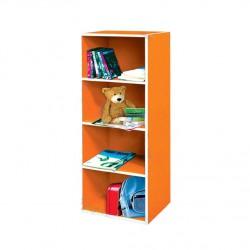 ชั้นเก็บเอกสาร colour  Box 4 shelf