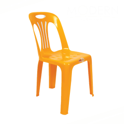 เก้าอี้พลาสติกทอง (Thong Chair)
