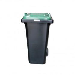 ถังขยะ HDPE 120 ลิตร