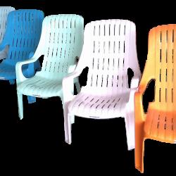 เก้าอี้พลาสติก Venus 8