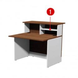 โต๊ะเคาน์เตอร์ทำงาน ZCT-120