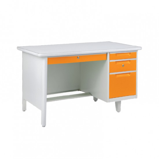 โต๊ะสำนักงาน 0D-40 สีเขียว