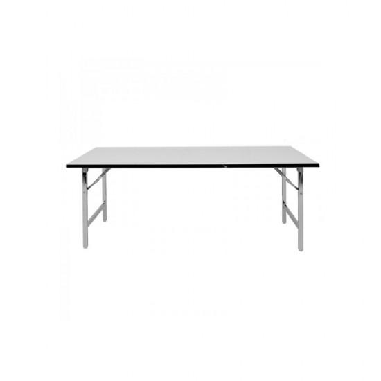 โต๊ะพับขาเหล็ก STF-1772